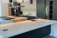 stone kitchen island - IMG_0035